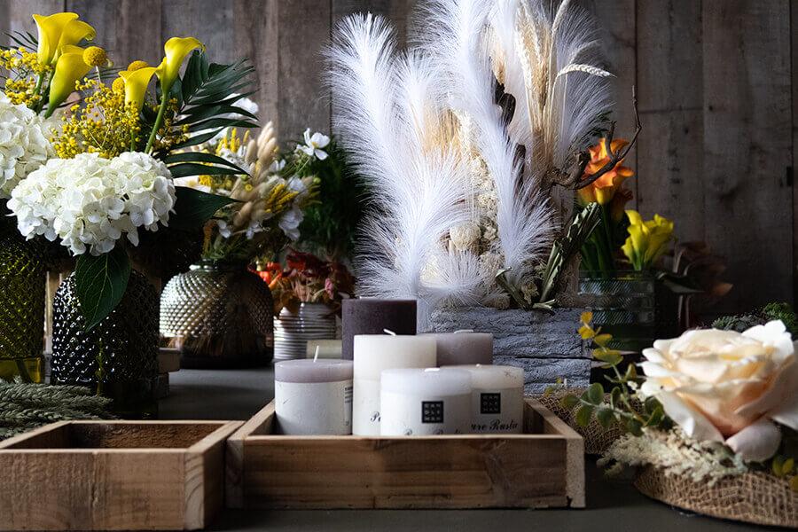Groothandel accessoires en decoratie
