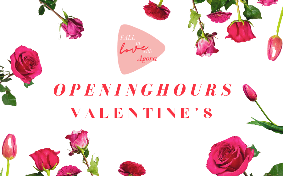 Updated openinghours for Valentine's
