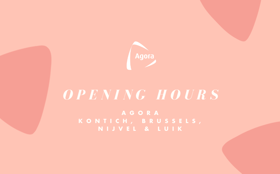 opening hours may