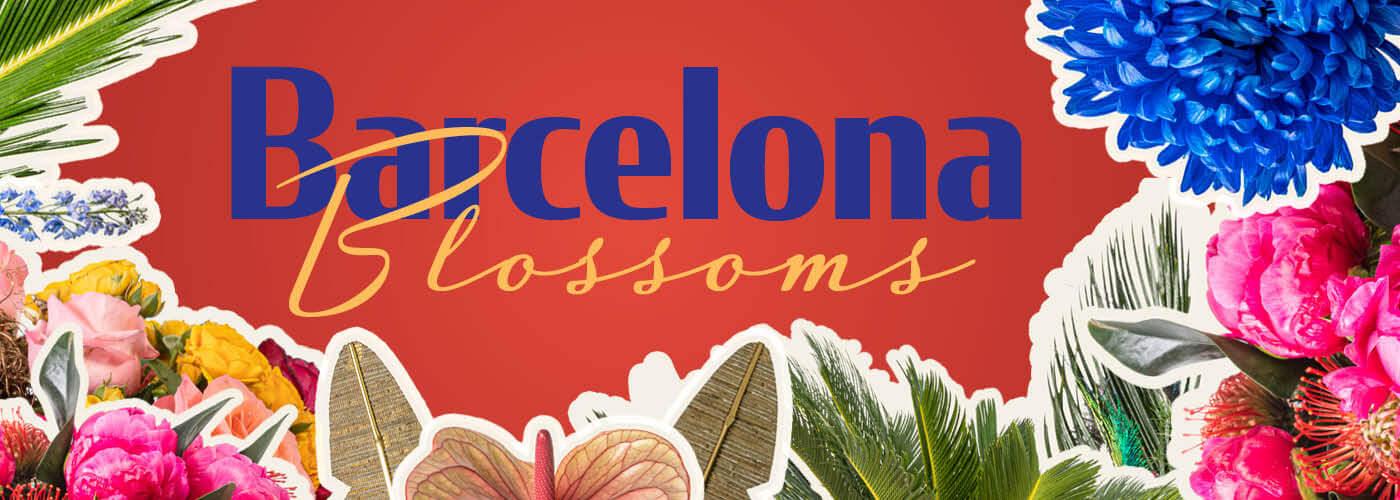 BARCELONA BLOSSOMS