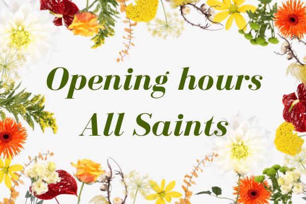 All Saints Agora