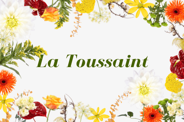 La Toussaint grid banner